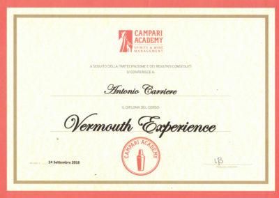 vermouth-experience-nuovo bar del corso -  francavilla fontana